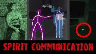 Talking to the Dead | Spirit Communication | Real Paranormal Activity Part 43.3
