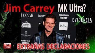 Jim Carrey ¿Bajo el MK ULTRA?