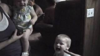 Kids Laughing.