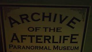 Archive of the Afterlife Museum
