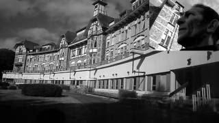 Chasseur de fantômes , sanatorium , l' intro.