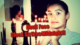 Devil Face Ritual