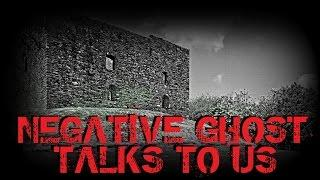 HAUNTED CASTLE | NEGATIVE ENTITY | REAL GHOST HUNT