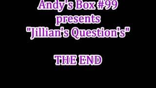 Andy's Box Session for Jillian
