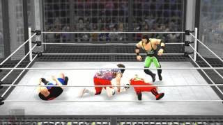 WWE T.L.C. Championship match
