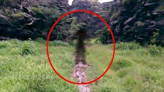 Real Ghost Girl Sighting Caught On Camera!! Unnatural Ghost Video