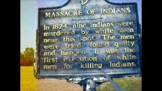 P SB7 investigation of the Massacre of Indians site Indiana