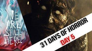 31 DAYS OF HORROR // DAY 5 - We Are Still Here (2015)