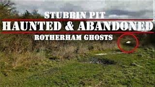 HAUNTED Mining Pit | Real ABANDONED Mineshaft | GHOSTS Of Stubbin Pit | PARANORMAL Activity
