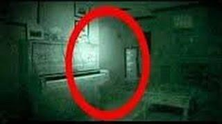 REAL Ghost Adventures 2016 ~ Ghost Caught On Video Tape  ~ Scary Paranormal Activity Caught on CCTV