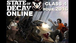 ☣ State of Decay 2 Online (Class 4) Le MMO Zombie annoncé pour 2017
