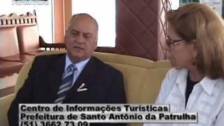 As Relíquias de Santo Antonio da Patrulha Patrimonio Histórico.wmv