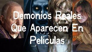 Demonios Reales Que Aparecen En Películas