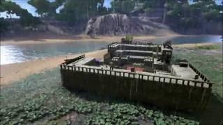 ARK Xbox One [FR] l'arène (TEASER #15 Je visite les constructions des abonnés)