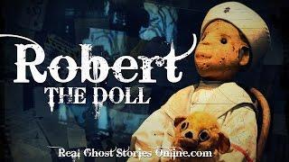 Robert The Doll an Interview with Josh Warren
