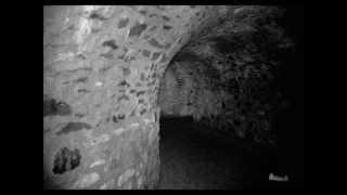 Fortress of Louisbourg. Haunted Tunnel