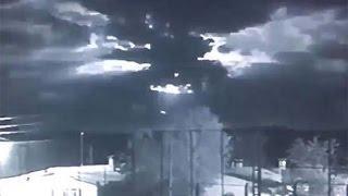 Un OVNI ataca un bastión del Estado Islámico