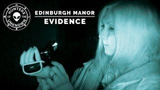 Edinburgh Manor - Evidence