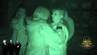 Spirit Gets Close To Kathy - Paranormal Activity Caught On Camera