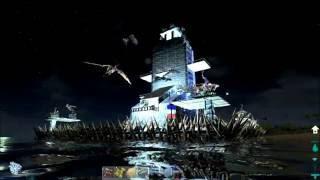 ARK Xbox One [FR] Bases Marine (TEASER #13 Je visite les constructions des Abonnés)