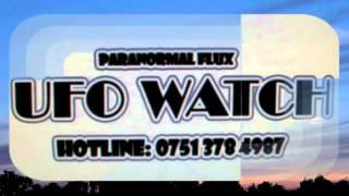 Paranormal Flux UFO Watch Promo