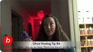 Haunted Law Firm (The Lady In White) | Ghost Hunting Moms | Babble