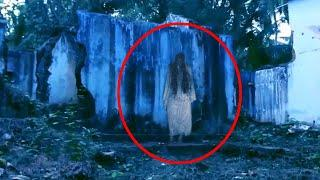 Huge Unnatural Ghost Caught On Tape!! Mysterious Ghost Video 2018