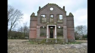 Vaarwel Spookhuis Sas van Gent de laatste foto's