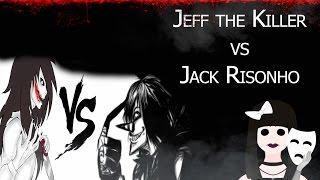 Jeff the Killer vs Jack Risonho