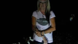 Greiving Mother at Sons Grave, Patty from The G Team Introduction to who I am and my story