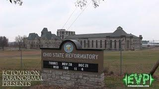 Paranormal Investigation of The Ohio State Reformatory