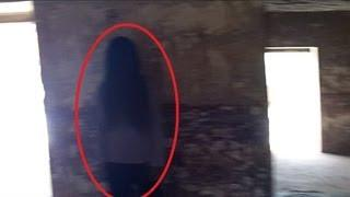 REAL GHOST CAUGHT ADVENTURE IN HAUNTED FORT!