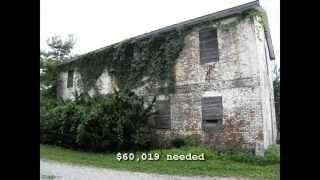 Haunted Brown County Infirmary Ohio - PPI 8-11-12