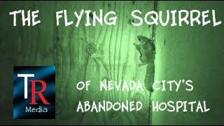 The Flying Squirrel of Nevada City's Abandoned Hospital (2016)