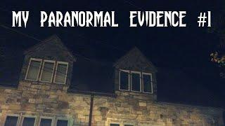 MY GATLINBURG GHOST TOUR EVIDENCE 2014