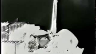UFOs Spotted during Space Broadcast?