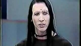 The Phil Donahue Show- Marilyn Manson- Part 1