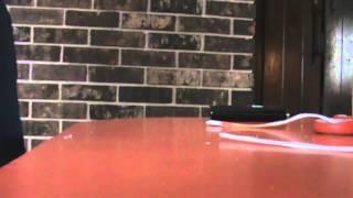unboxing new paranormal equipment-altec lansing im227 orbit speaker