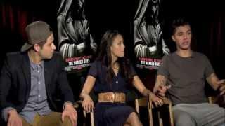 Paranormal Activity: The Marked Ones Cast Interview