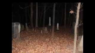 Freeman Cemetery - EVP Sessions