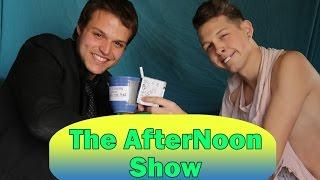 The Afternoon Show: Interview with Dartman