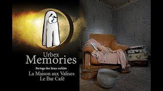 Urbex Memories : La Maison aux Valises • Le Bar Café - EP10