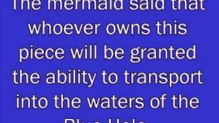 Mermaid of the Blue Holes