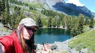 """Mount Tallac - Part 7 """"Wise Words On Top Of Beautiful Vista"""""""