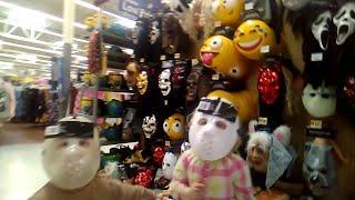 2 Jason's Voorhees in Walmart!!!