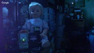 Steves-Haunted-Home: Is this new Doll Haunted/Active.? Chat  of. when i sleep