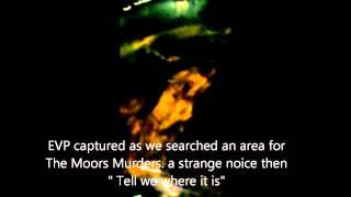 "EVP SPIRIT VOICE SADDLEWORTH "" Tell me where it is"" June 2014 Worsley Paranormal Group"