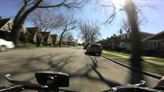 A Quick Ride - NOT a Paranormal Video