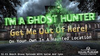 I'm A Ghost Hunter! Get Me Out Of Here - Manby Hall