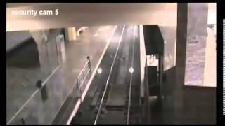 Поезд Призрак в Москве. Ghost Train in Moscow.Призраки видео